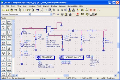 جزوه تجزیه و تحلیل مدارهای الکتریکی و الکترونیکی با HSpice