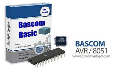 تصویر از نرم افزار Bascom-AVR 2.0.7.8 و Bascom-8051 2.0.14.0