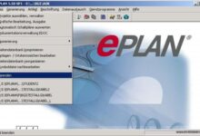 تصویر از نرم افزار EPLAN