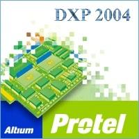 نرم افزار Protel DXP 2004