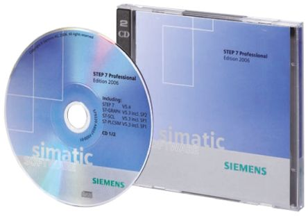 نرم افزار Siemens SIMATIC STEP7 Professional 2010 SR4