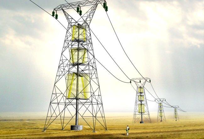 تجهیزات خطوط انتقال نیرو