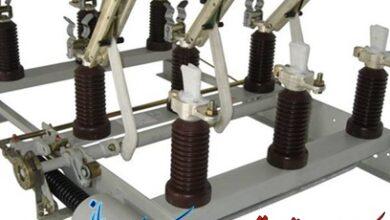 تصویر از جزوه کلیدهای فشار قوی