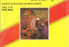 کتاب مبانی ماشین های الکتریکی AC و DC مهرداد عابدی
