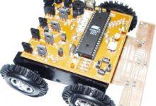 تصویر از چگونه یک ربات مسیریاب بسازیم