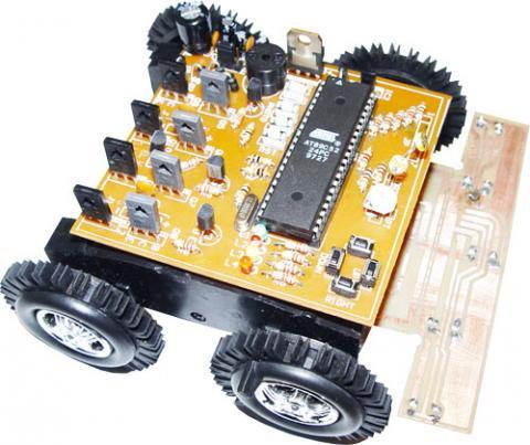 ربات مسیریاب