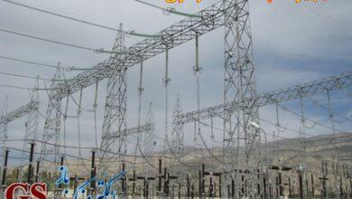 تصویر از پروژه بررسی تجهیزات پست های فشار قوی برق