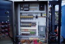 پروژه تاسیس کارگاه تولید تابلوهای برق صنعتی