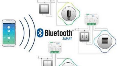 طراحی اتوماسیون خانگی با استفاده از تکنولوژی بلوتوث