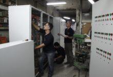 مونتاژ تابلوهای برق فشار ضعیف