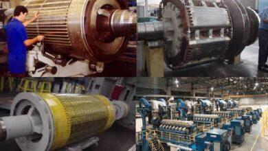تصویر از دوره آموزشی الکتروموتور ویژه تکنسینهای برق