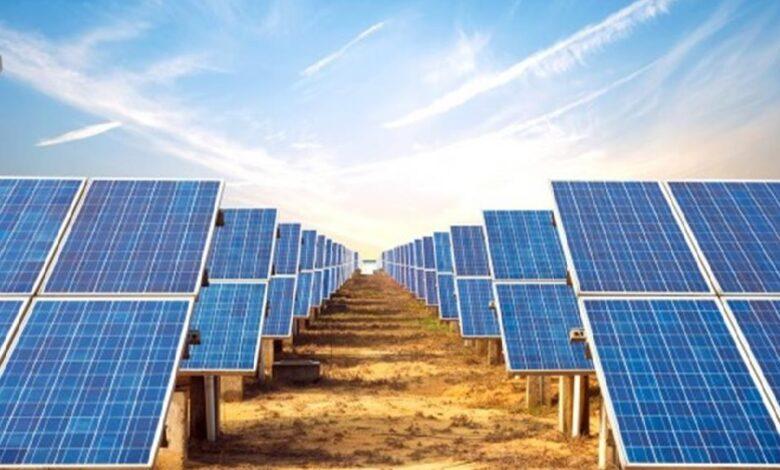 مقاله تامین برق مبتنی بر انرژی خورشیدی
