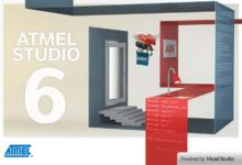 تصویر از Atmel AVR Studio v6.0.1703 – نرم افزار برنامه نویسی میکروکنترلر