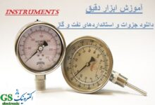 جزوات آموزشیابزار دقیق و استاندارد نصب ادوات