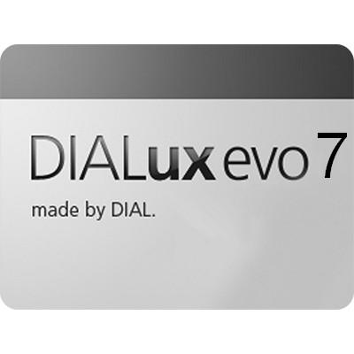 نرم افزار دیالوکس – DIALux evo v7.0