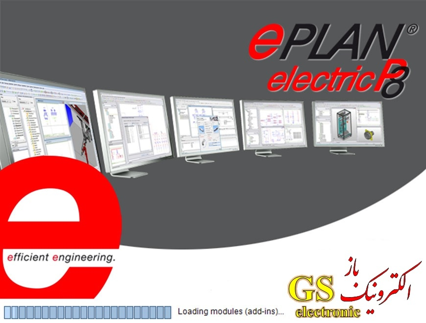 آموزش EPLAN ELECTRIC P8