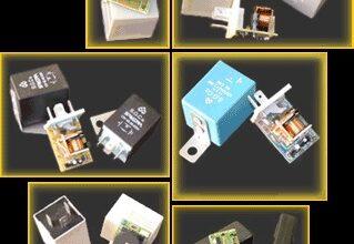 تصویر از پروژه معرفی انواع رله ها و کاربرد های آنها