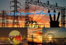 معرفی ساختار سیستم توزیع برق