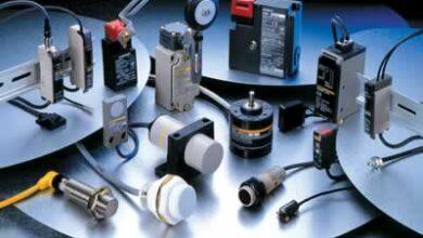 تصویر از انواع سنسور ها و کاربرد آن ها
