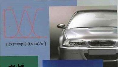حل تمرین فصل دهم کتاب سیستم های فازی