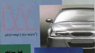 حل تمرین فصل سیزدهم کتاب سیستم های فازی